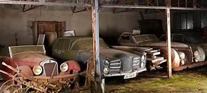 Park Auto Prestige Moussy Le Vieux : 60 voitures anciennes trouv es en france dans un garage apr s 50 ans valent au moins 15 millions ~ Medecine-chirurgie-esthetiques.com Avis de Voitures