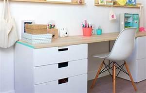 Bureau Fille Ikea : bureau ikea cuisine en image ~ Teatrodelosmanantiales.com Idées de Décoration