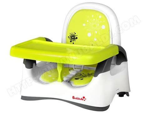 siege auto bebe leclerc rehausseur de chaise badabulle réhausseur confort vert