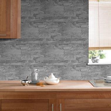 papier peint cuisine moderne papier peint cuisine 20 exemples déco pour l 39 adopter