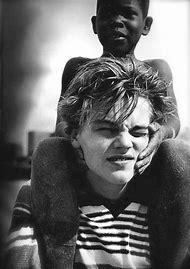 Leonardo DiCaprio Little