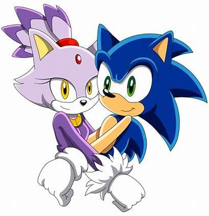 Sonaze Blaze Sonicguru Cat Sonic Deviantart Sol