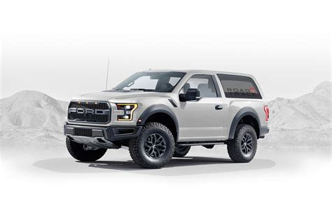 ford bronco concept  behance