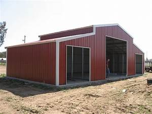metal carports steel buildings by coast to coast party With barn sheds prices