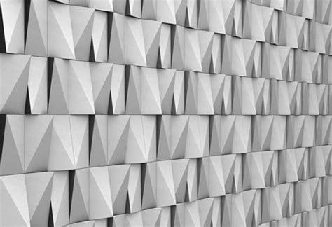 Contemporary Mood: Modular Concrete High Relief Panels