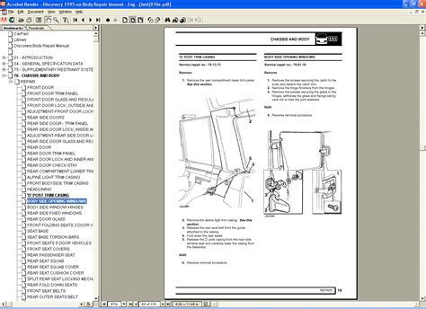 range rover discovery freelander workshop manuals  cd