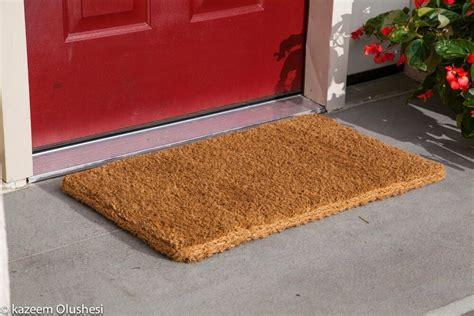 Thick Coir Doormat by Plain Coir Coco Doormat 1 Quot Thick Ebay