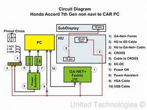 2007 Honda Accord Headlight Replacement Parts Diagram
