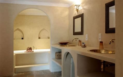 tadelakt cuisine salle de bain tadelakt beige chaios com