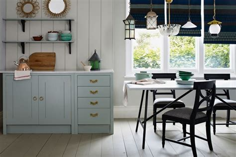 country kitchen colours green colour palette by mylands kitchen design ideas 2762