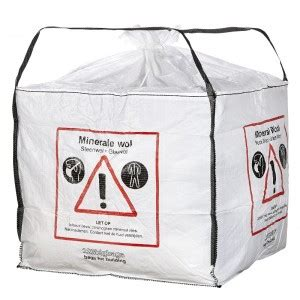 large mineral wool bag bags  mineral wool fibre