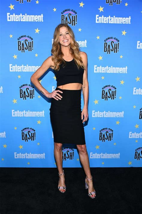 adrianne palicki attends entertainment weekly's 2019 comic ...