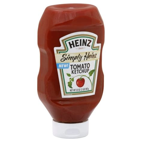 Heinz Simply Heinz Tomato Ketchup