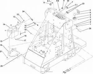 Toro Professional 22312  Dingo 323 Compact Utility Loader