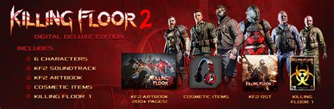 killing floor 2 digital deluxe edition killing floor 2 digital deluxe edition on steam