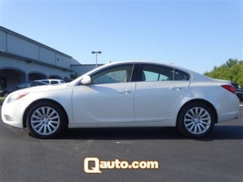 2012 Buick Regal Premium 1 by Purchase Used 2012 Buick Regal Turbo Premium 1 Only 49 330