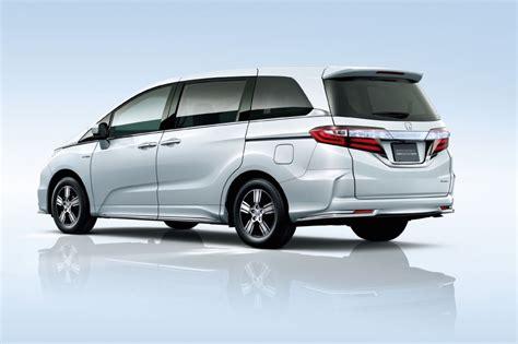 Honda Odyssey Hybrid (japanese Model), Size