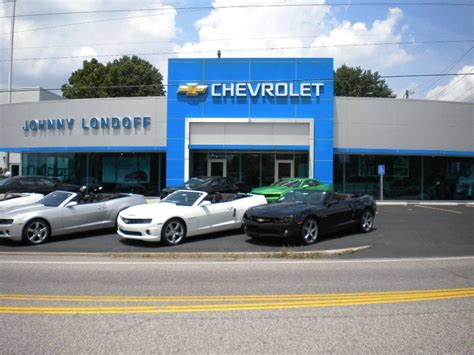 Johnny Londoff Chevrolet In Florissant, Mo 63031