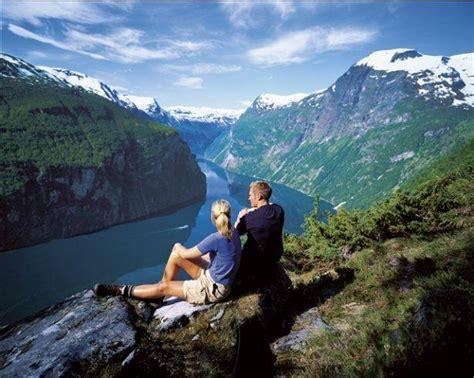 Geirangerfjord Highlights Fjord Travel Norway