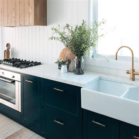 darkening kitchen cabinets silestone blanco countertops matched with classic 3102