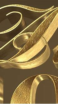Free 3D Gold Text Effect | free psd | UI Download