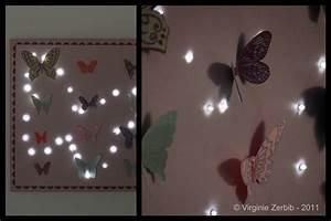 Guirlande Lumineuse Chambre Fille : deco lumineuse chambre bebe ~ Nature-et-papiers.com Idées de Décoration