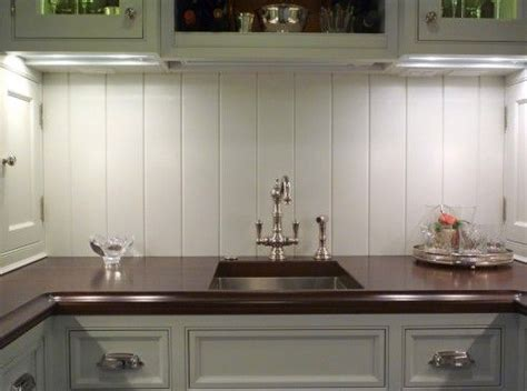 Beadboard Tile Backsplash : Wider Beadboard Backsplash Here Is The Wide Beaboard