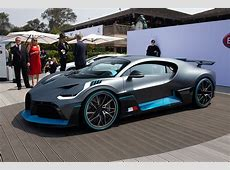 The R80 Million Bugatti Divo Is Official And Sold Out
