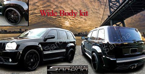custom jeep grand cherokee body kit suvsavcrossover