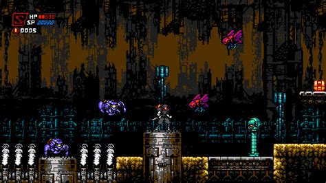 Cyber Shadow Is An Indie Action Game That Wears Its Ninja
