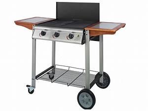 Barbecue Gaz Grill Et Plancha : barbecue gaz texas 3 bruleurs 8 1 kw plancha ~ Preciouscoupons.com Idées de Décoration