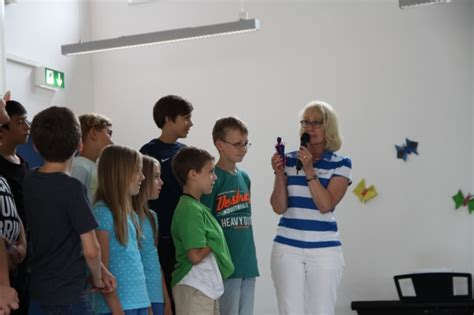 Frau Meier Le by Verabschiedung Mal Drei 171 Mira Lobe Schule