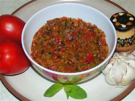 recipe  salsa mexican food recipes