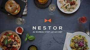 Nestor Livraison De Repas Au Bureau