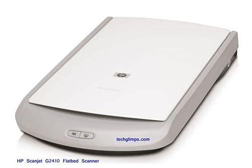 hp scanjet g2410 scanner instalação baixar windows 7
