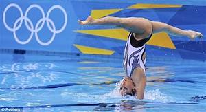 London 2012 Olympics: Synchronised swimming, by Des Kelly ...
