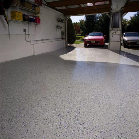 garage floor paint with flecks asphalt garage floor gurus floor