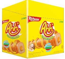 Richeese Ahh Cheese 5 5 Gr nabati richeese ahh cheese appasia e marketplace