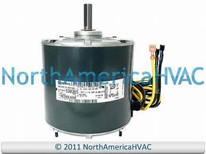 Oem Carrier Bryant Payne Condenser Fan Motor 1  4 Hp 460v