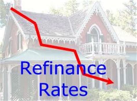 Refinance Mortgage Rate Trends - Chase PNC and Citibank ...