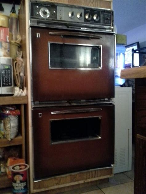 ge double oven model p  cleaning  south brandon