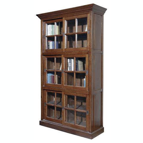 Bookshelf With Doors by 15 Photo Of Large Solid Wood Bookcase