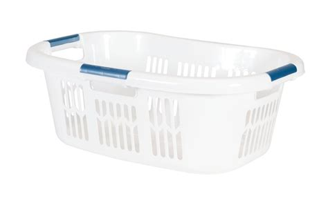 Birdrock Home Double Laundry Hamper With Lid