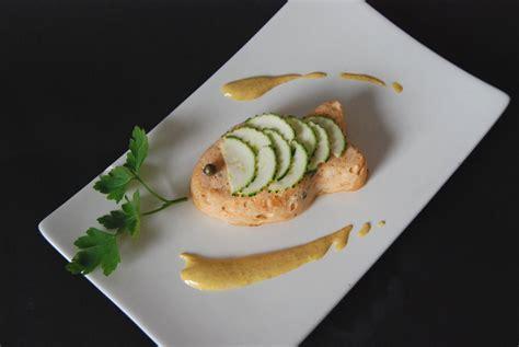mousseline en cuisine mousseline de poisson en forme de poisson cuisine plurielle