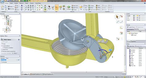 ansys spaceclaim alternatives  similar software