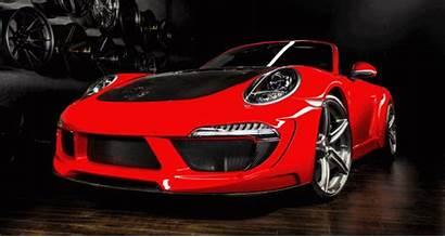 Porsche Stinger Topcar Carrera Bodystyles Models Revs