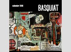 Basquiat Street Art Calendars 2019 on UKposters