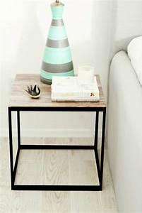 Table De Chevet Pas Cher : quelle table de chevet choisir pour votre jolie chambre coucher ~ Teatrodelosmanantiales.com Idées de Décoration