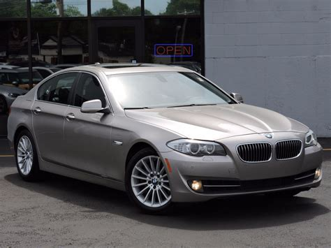 Bmw 535i Xdrive by Used 2011 Bmw 535i Xdrive Special Edition At Auto House