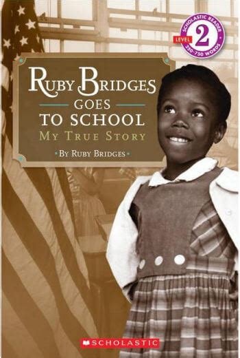 ruby bridges   school childrens books
